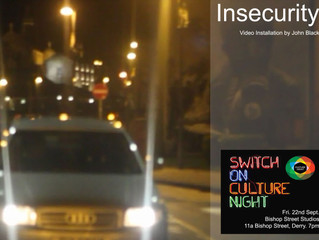 Switch on to Culture Night: Studio Exhibition