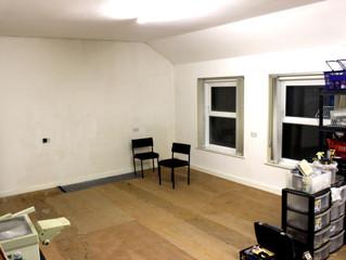 New Studio - New Work