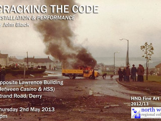 Cracking The Code: Installation & Performance May 2013