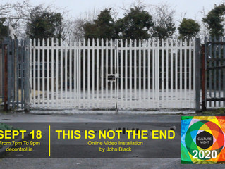 This is not the End: Online Exhibition