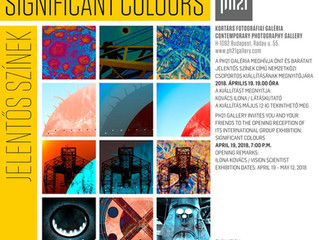 Significant Colours: International photography exhibition