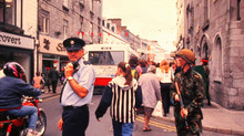 Time To Go!: Street Theatre/Performance Galway August 1994