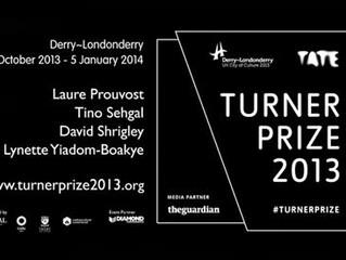 This is Exchange: Tino Sehgal 'Interpreter', Turner Prize Exhibition Oct. 2013 - Jan 2014