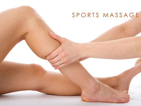 The Benefits of Sports Therapy Massage