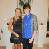 Stephanie Pratt & Richard Brownlie-Marshall