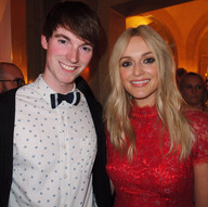 Fearne Cotton & Richard Brownlie-Marshall