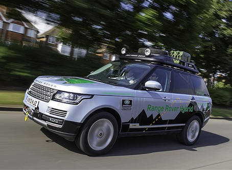 LAND ROVER IS DEVELOPING A NEW MILD HYBRID DIESEL ENGINE