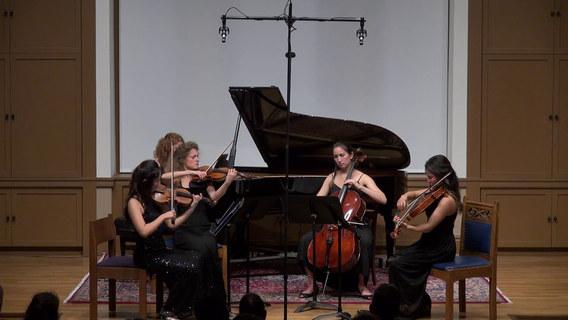 Grażyna Bacewicz: Piano Quintet No. 1, III. Grave