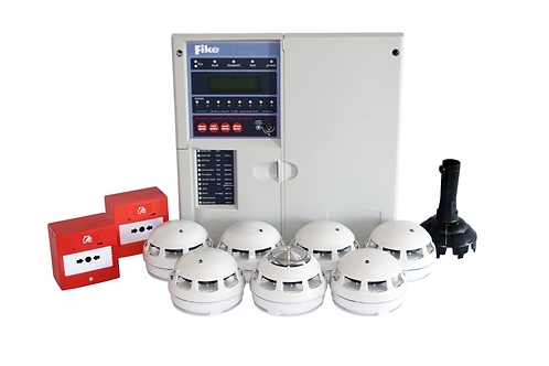 Twinflex Pro2 4Zone Fire Alarm Control Panel