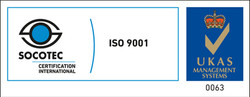 SOCOTEC QMS Logo Combined UKAS