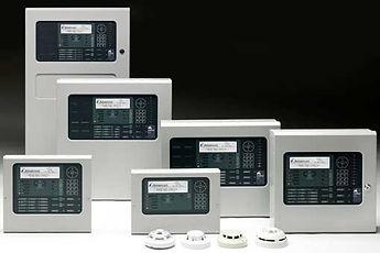Advance MX pr5 Fire alarm panel