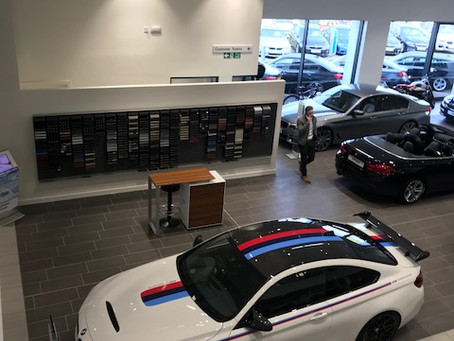 BMW Guildford Fire Alarm Upgrade