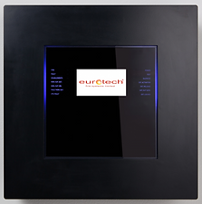 Teledata One Eurotech fire