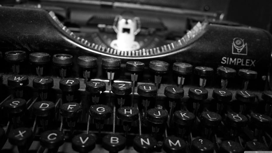 El oficio de las letras (primera parte).