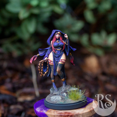 Holy Mage by Kingdom Death Monster