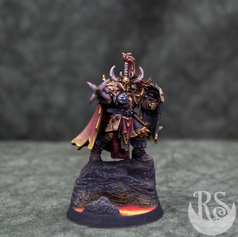Chaos Knight by Games Workshop
