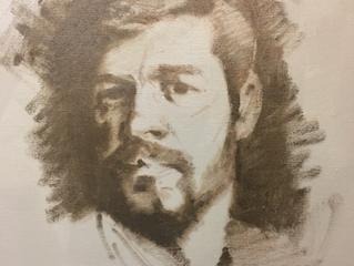 Portrait Process...