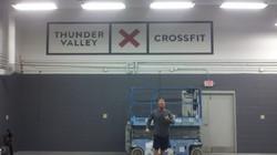 Thunder Valley CrossFit Logo