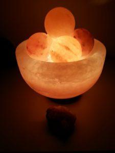 atural Himalayan Salt Ball Bowl - Tools to Achieve Success