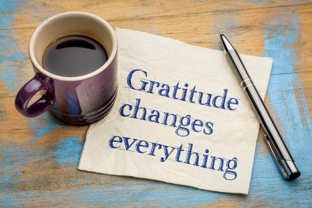 The Powerful Law of Gratitude: Part III - Where Should I Focus My Gratitude?