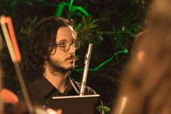Dario Cei, Flutist