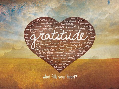The Powerful Law of Gratitude: Part I - The Benefits of Gratitude