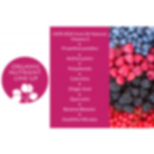 Organic berrypowernutrient_thesynergycom