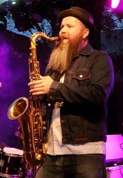 Artem Zhulyev, Saxophonist