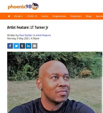 Artist Feature Phoenix98fm Screenshot.pn