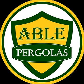 ABLE Pergolas logo.png