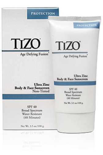 Ultra Zinc Body & Face sunscreen SPF 40