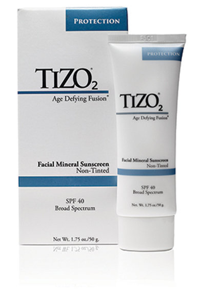 Facial Mineral Sunscreen SPF 40
