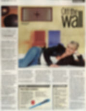 The Project, Paula Robinson Rossouw's Sunday Times column: Off the wall. Architectural salvage