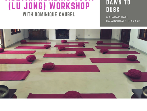 New Tibetan Yoga Workshop