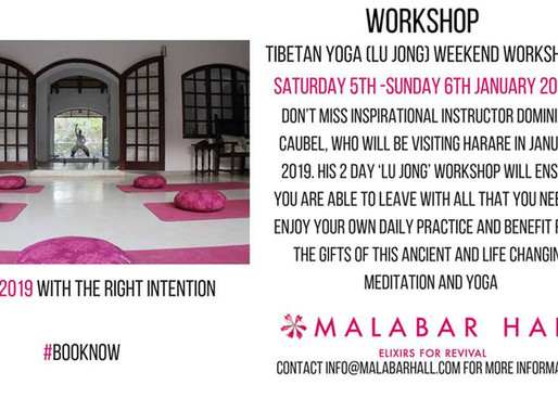Tibetan Yoga Workshop