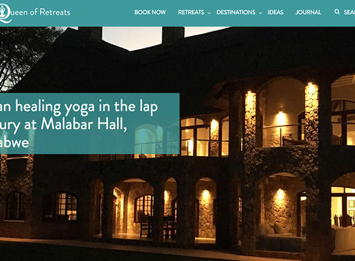 Malabar Hall, we are news!!