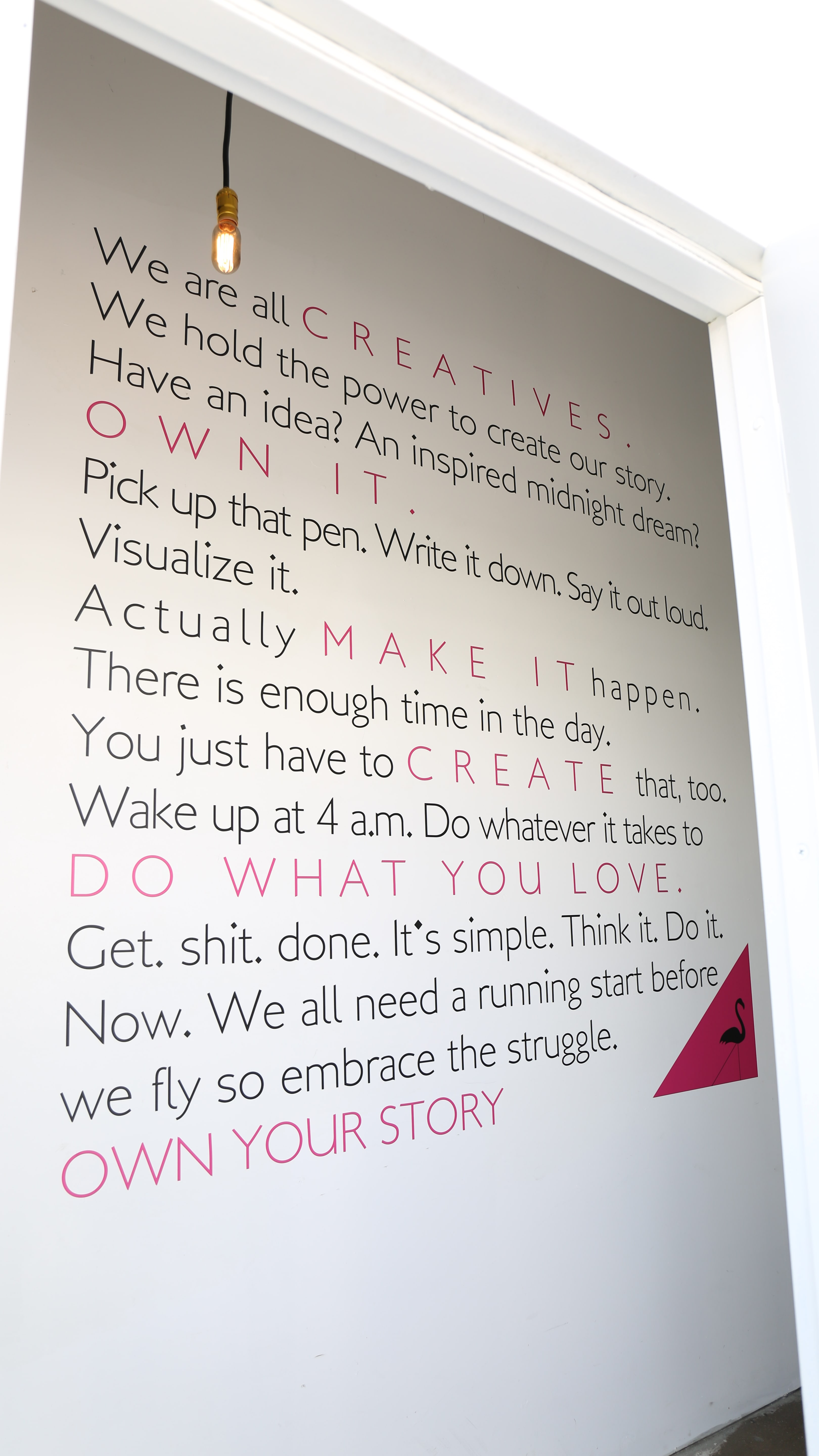 We Are Creatives
