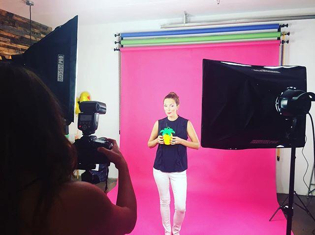 Boca Raton Photography Studio Behind The Scenes