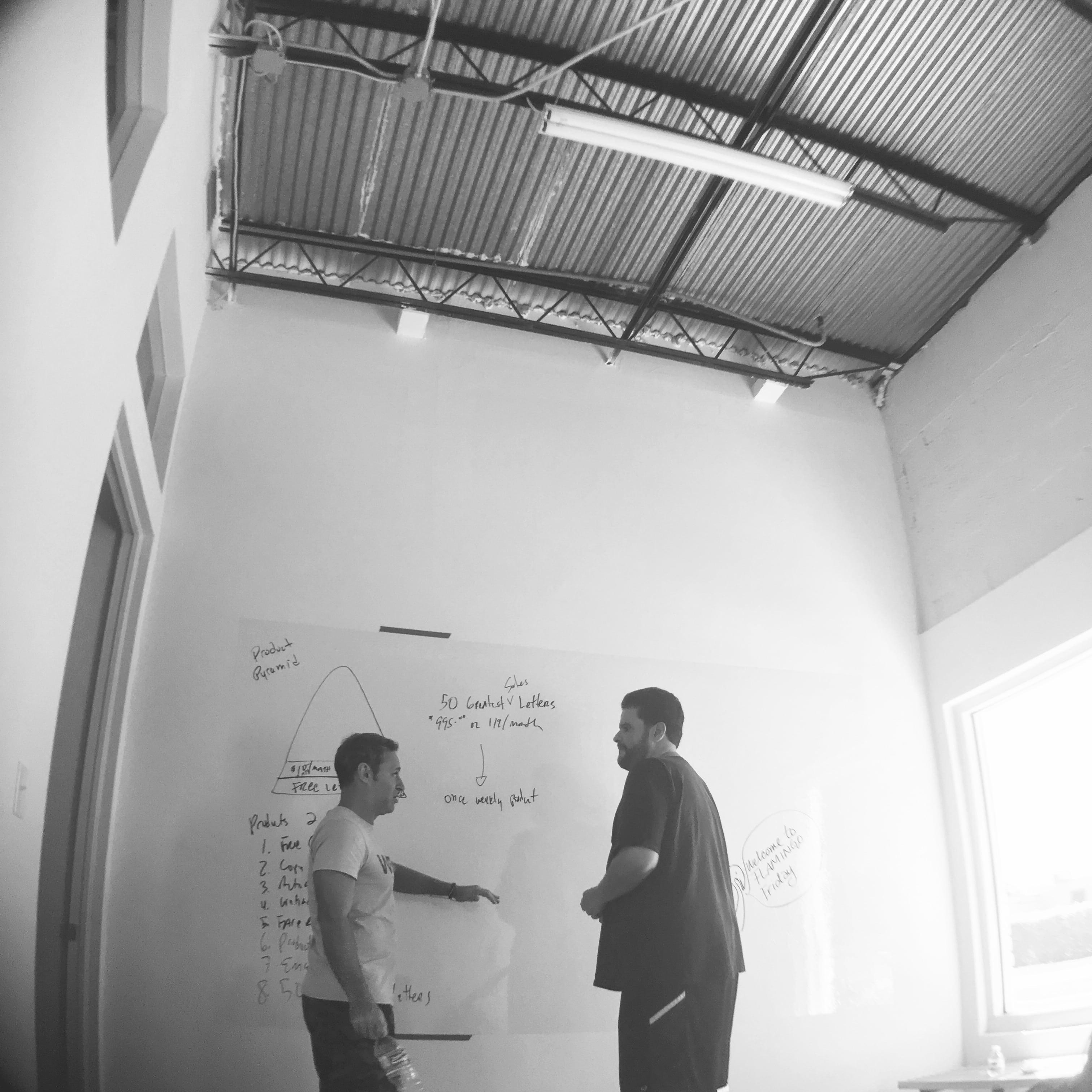 Brainstorm Collaboration