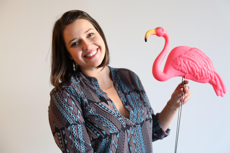 Creative Coworking Flamingo Cofounder