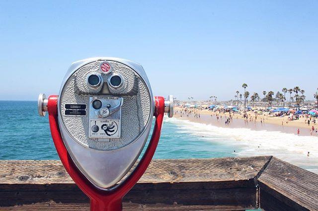 balboa pier, california - 2016