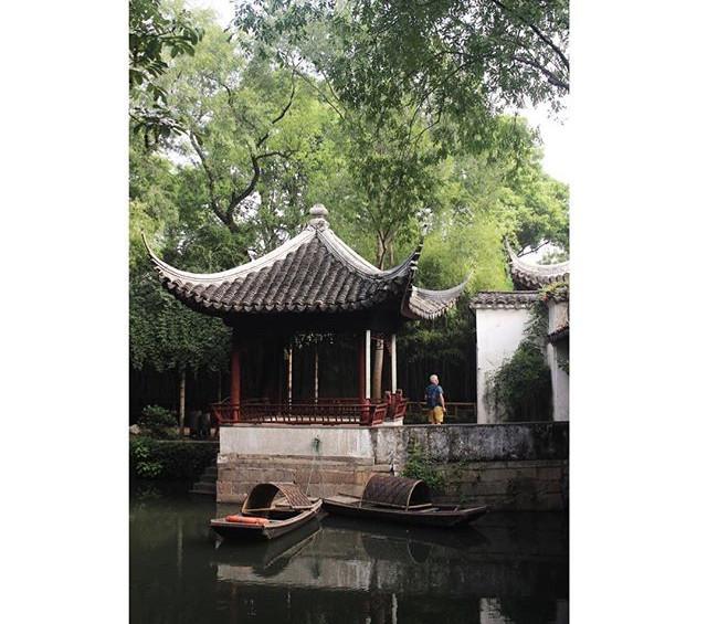 humble administrator's garden, china - 2017