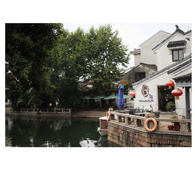 old town suzhou, china - 2017
