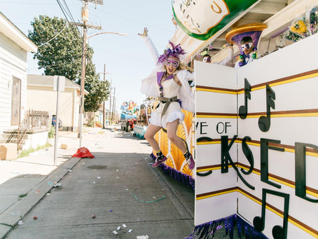 Everywhere Else It's Just Tuesday: Busting the Mardi Gras Myth