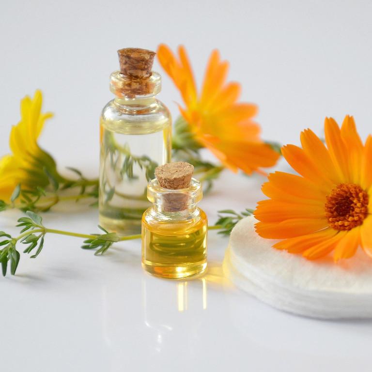 Atelier : apprivoiser les huiles essentielles - focus cosmétique