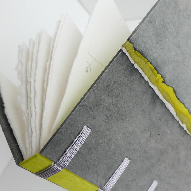 Atelier reliure avec Double Page