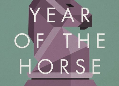 Year Of The Horse CD