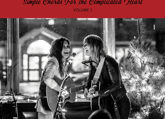 Simple Chords For The Complicated Heart (LYRICS & CHORD BOOK)