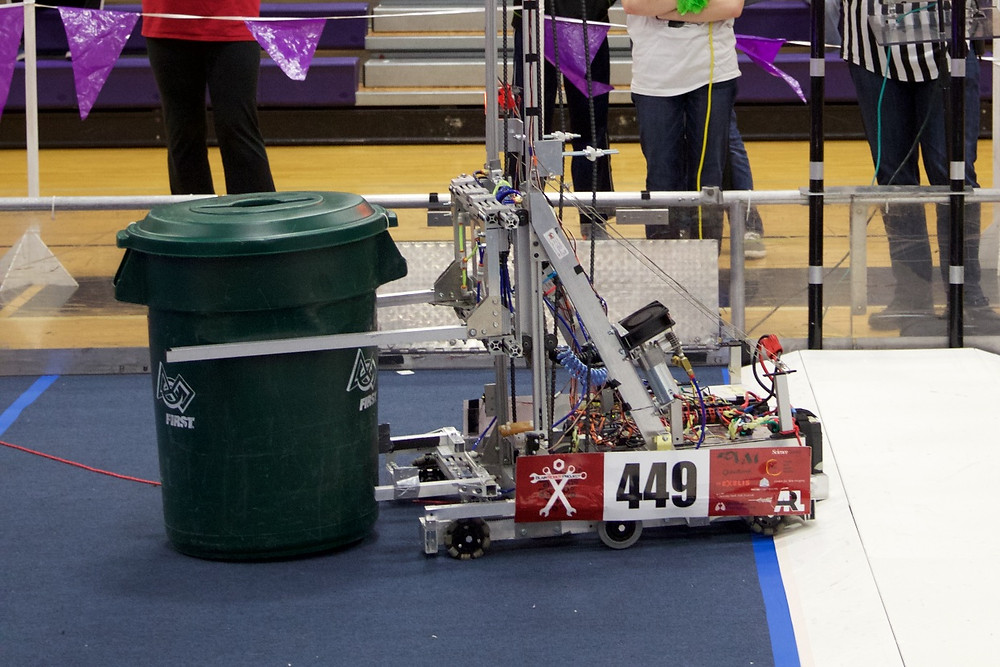 Robotics - Indoor Sports