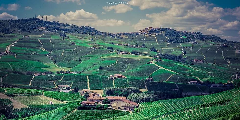 Daniele Conterno wine tasting